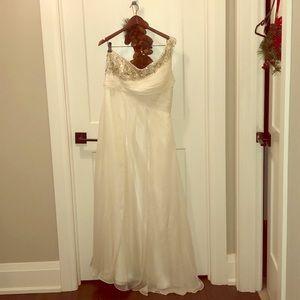 Dresses & Skirts - White formal dress